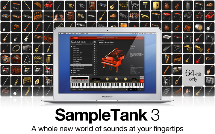 sample tank 3 ik multimedia gratis