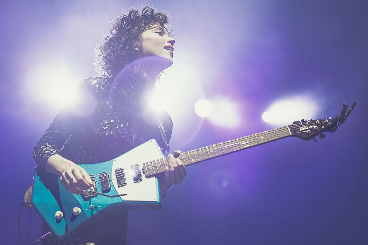 music man st. vincent