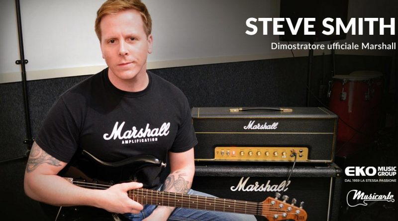 Steve Smith Marshall Amps