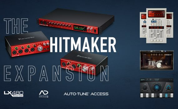 Focusrite Hitmaker Expansion