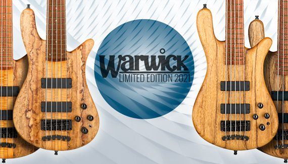 Warwick Limited Edition 2021